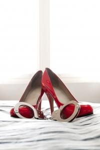 Personen, der har eksperimenteret med sine seksuelle grænser har stillet skoene ved fiksering